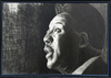Cartoon: Muddy Waters (small) by szomorab tagged muddy waters blues charcoal portrait