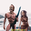Cartoon: Planet of the Apes (small) by tobo tagged planet,of,the,apes
