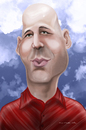 Cartoon: Encomendas (small) by Maicon SA tagged retratos,portraits,caricature