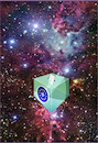 Cartoon: lost in the universe (small) by Miro tagged lost