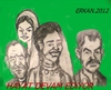 Cartoon: dizi film (small) by SiR34 tagged film