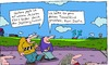 Cartoon: McLaren (small) by Leichnam tagged mclaren,jagen,jagdbergtunnel,tunnelblick,prahlhans,raser