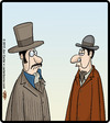 Cartoon: Nose Monocle (small) by cartertoons tagged monocles,eyes,spectacles,historical,surreal,gentlemen