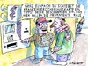 Cartoon: Automat (small) by Jan Tomaschoff tagged gesundheitssystem,medikamente