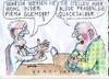 Cartoon: Mobbing (small) by Jan Tomaschoff tagged mobbing,beratung,beziehungen