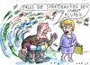 Cartoon: no (small) by Jan Tomaschoff tagged inflation,finance