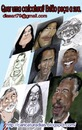 Cartoon: Caricatures (small) by MRDias tagged caricature