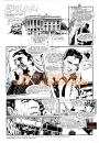 Cartoon: Jarro Sample Page 9 (small) by FeliXfromAC tagged page seite comic classisch line design woman girl frau illustrator illustration cartoon abenteuer horst reinhard felix alias jarro ronald reagan südamerika
