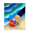 Cartoon: SILENT SCREAM (small) by halisdokgoz tagged silent,scream,dokgoz