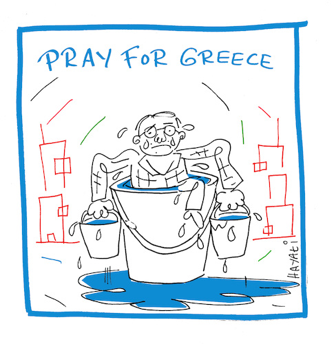 Cartoon: Pray for Greece (medium) by Hayati tagged griechenland,greece,yunanistan,grieche,brandkadastrophe,waldbrand,ormanyangini,yangin,hitze,solidaritaet,cartoon,karikatur,hayati,boyacioglu,berlin,griechenland,greece,yunanistan,grieche,brandkadastrophe,waldbrand,ormanyangini,yangin,hitze,solidaritaet,cartoon,karikatur,hayati,boyacioglu,berlin