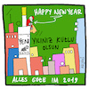 Cartoon: AIles Gute im 2019 (small) by Hayati tagged yeni,yil,noel,baba,silvester,yilbasi,new,year,hayati,boyacioglu
