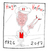 Cartoon: Hugh Hefner (small) by Hayati tagged playboy,zeitschrift,hugh,hefner,marilyn,monroe,girls,playboygirls,tavsankizlar,hayal,dunyasi,hayati,boyacioglu,berlin