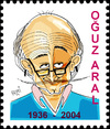 Cartoon: OGUZ ARAL (small) by Hayati tagged oguz,aral,girgir,karikaturist,artist,istanbul,silivri,turkei,lehrer,akademie,yazili,mizah,hayati,boyacioglu,berlin