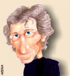 Cartoon: Roger Waters (small) by Arena tagged roger,waters,british,musician