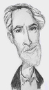 Cartoon: J. M. Coetzee (small) by frostyhut tagged coetzee,southafrica,writer,english,dutch,author