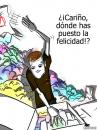 Cartoon: donde!? (small) by LaRataGris tagged laratagris,final,de,las,vacaciones