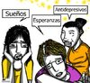 Cartoon: Sintetizando felicidad (small) by LaRataGris tagged felicidad,antidepresivos