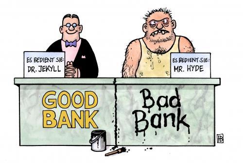 Bila kerani bank marah...