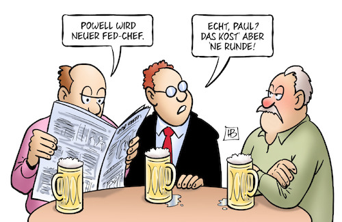 Fed-Chef Powell