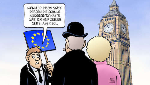 Cartoon: Johnson und Jugend (medium) by Harm Bengen tagged boris,johnson,brexit,westminster,parlament,ausgesetzt,gb,uk,putsch,demokratie,schule,schüler,protest,europa,demo,kind,big,ben,harm,bengen,cartoon,karikatur,boris,johnson,brexit,westminster,parlament,ausgesetzt,gb,uk,putsch,demokratie,schule,schüler,protest,europa,demo,kind,big,ben,harm,bengen,cartoon,karikatur