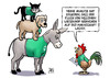 Cartoon: Werder-Fluch (small) by Harm Bengen tagged analyse,fluch,wiesenhof,hähnchen,mannschaft,werder,bundesliga,fussball,bremen,bremer,stadtmusikanten,harm,bengen,cartoon,karikatur