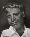 Cartoon: Burt Lancaster (small) by jonesmac2006 tagged burt,lancaster,caricature,cartoon