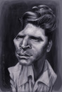 Cartoon: Burt Lancaster (small) by StudioCandia tagged caricature