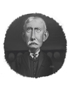 Cartoon: Henry Flagler (small) by rocksaw tagged henry,flagler