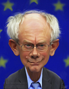 Cartoon: Herman Van Rompuy (small) by rocksaw tagged caricature,study,herman,van,rompuy