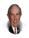 Cartoon: Michael Bloomberg (small) by rocksaw tagged caricature,michael,bloomberg