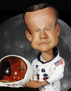 Cartoon: Neil Armstrong (small) by rocksaw tagged neil,armstrong