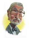 Cartoon: Theodor Seuss Geisel  Dr Seuss (small) by rocksaw tagged dr,seuss