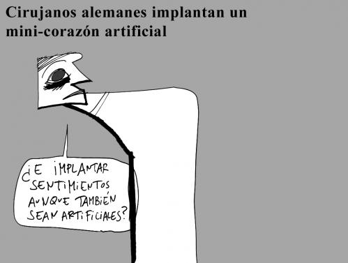 Cartoon: 19-08-2009 (medium) by Rubio tagged ciencia
