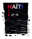 Cartoon: HELP  FOR HAITI !.. (small) by ismail dogan tagged haiti,help