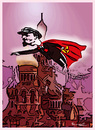 Cartoon: LENIN !... (small) by ismail dogan tagged lenin