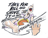 Cartoon: new tune (small) by barbeefish tagged healthbill
