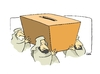 Cartoon: ELEZIONI AFGANE (small) by uber tagged afghanistan,election,urn