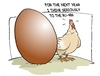 Cartoon: HAPPY EASTER (small) by uber tagged easter,ru486
