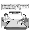 Cartoon: 1974 (small) by cartoonsbyspud tagged cartoon,spud,hr,recruitment,office,life,outsourced,marketing,it,finance,business,paul,taylor