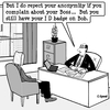 Cartoon: Total anonimity Bob (small) by cartoonsbyspud tagged cartoon,spud,hr,recruitment,office,life,outsourced,marketing,it,finance,business,paul,taylor