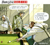 Cartoon: risultati (small) by portos tagged pil,coca,italia,classifica