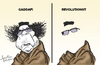 Cartoon: Gaddafi (small) by awantha tagged gaddafi