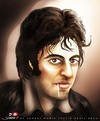 Cartoon: Al Pacino (small) by saadet demir yalcin tagged saadet alpacino