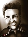 Cartoon: Elvis (small) by saadet demir yalcin tagged saadet,sdy,syalcin,elvis,portrait,turkey,music,song,love
