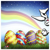 Cartoon: HAPPY EASTER (small) by saadet demir yalcin tagged saadet sdy syalcin easter