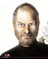 Cartoon: STEVE JOBS (small) by saadet demir yalcin tagged saadet,sdy,stevejobs,apple