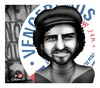 Cartoon: VICTOR JARA (small) by saadet demir yalcin tagged venceremos,victorjara,syalcin