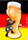 Cartoon: BIERLIN (small) by T-BOY tagged bier beer bear fest berlin teddy