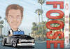 Cartoon: CHIP FOOSE  CAR MAGICIAN (small) by T-BOY tagged chip,foose,car,magician