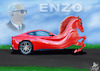 Cartoon: ENZO (small) by T-BOY tagged enzo